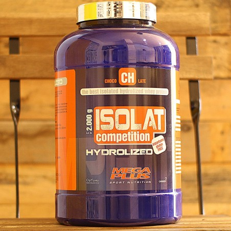 ISOLAT HYDROLIZED COMPETITION