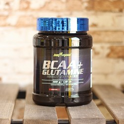 BCAA + Glutamina 500 g BigMan