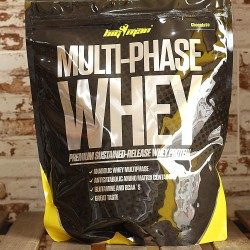 MULTI-PHASE WHEY 2267 g