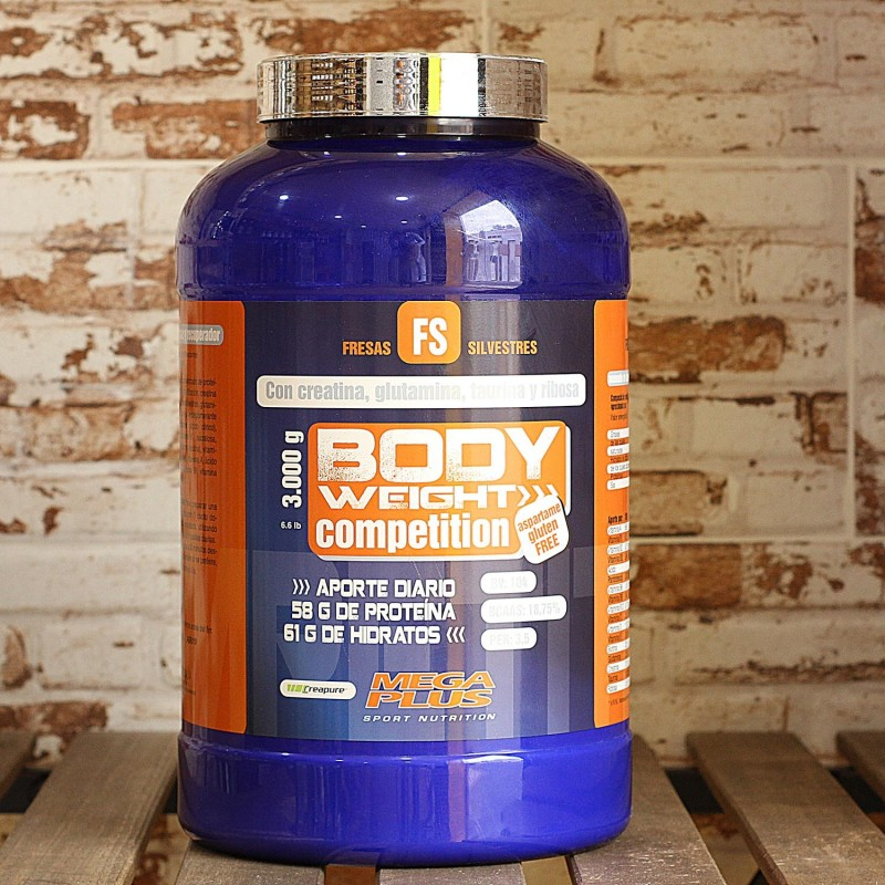 BODY WEIGHT COMPETITION