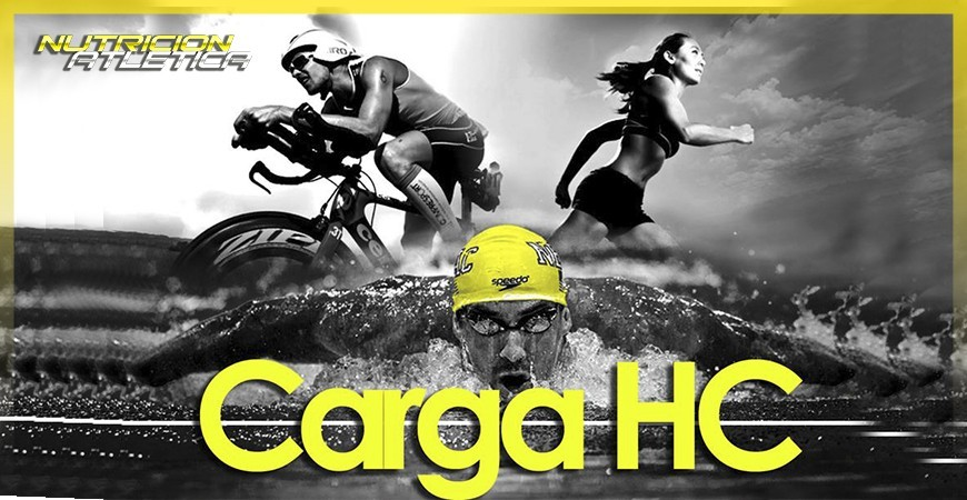 CARGA de Hidratos de Carbono (deportistas)